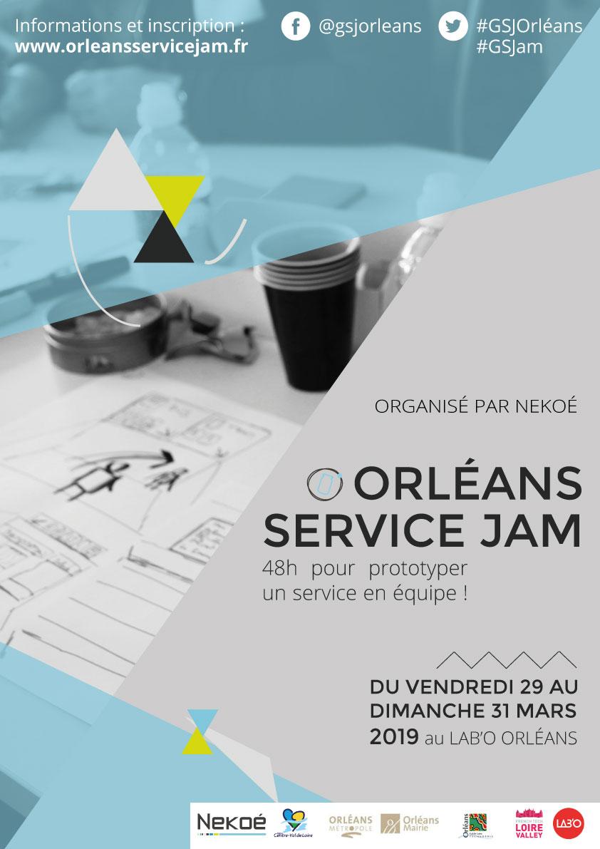 Affiche-A3-Orléans Service JAM